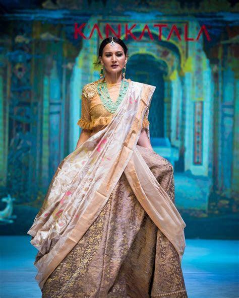 Check Out Trendy Silk Saree Designs From Kankatala ? Keep