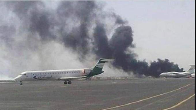 Los hutíes bombardean de nuevo dos aeropuertos en Arabia Saudí, al menos hay 9 victimas