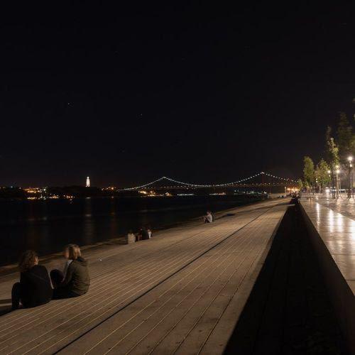 Ribeira das Naus #instagram_CML #lisboa #lisbon #noite http://ift.tt/2cf5X9K