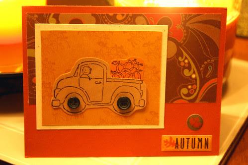 barbara ann's card