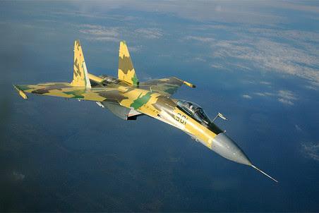 Аргентина, Венесуэла и Бразилия могут купить истребители поколения 4++ Су-35