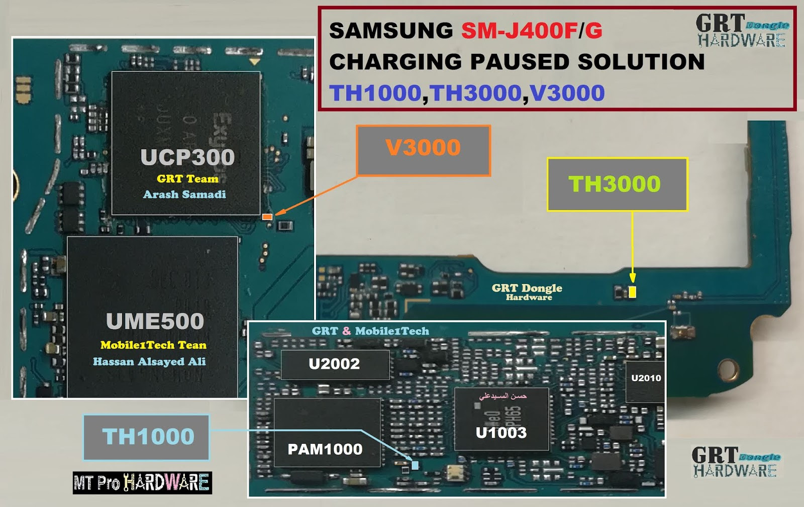 Samsung Galaxy J4 Charging Paused Solution Jumpers
