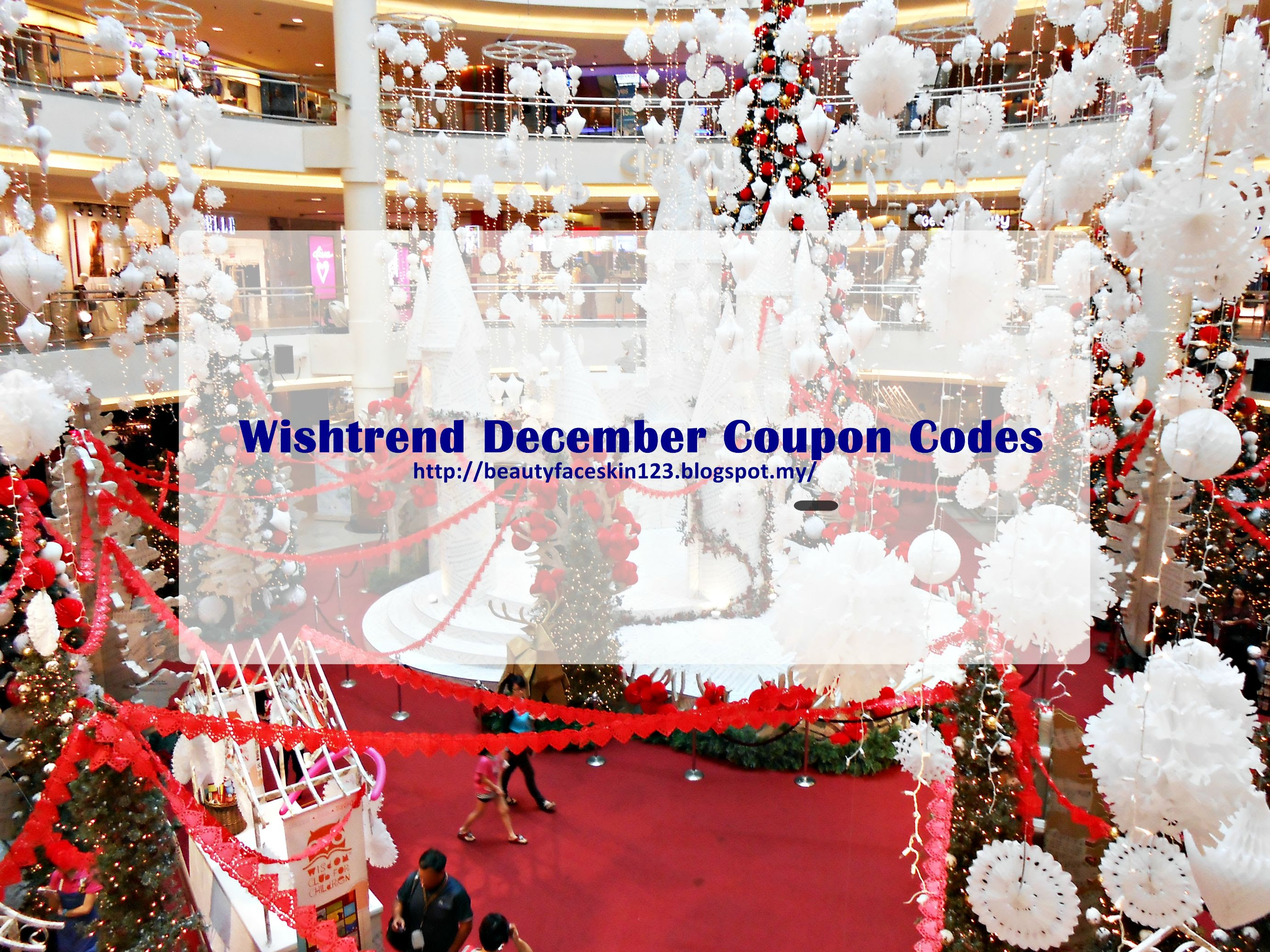 WISHTREND COUPON CODES&DISCOUNTS CODES FOR DECEMBER 2015