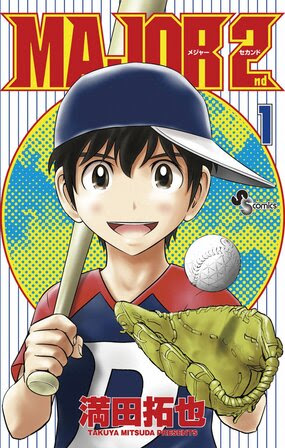 Best Baseball Manga | Anime-Planet