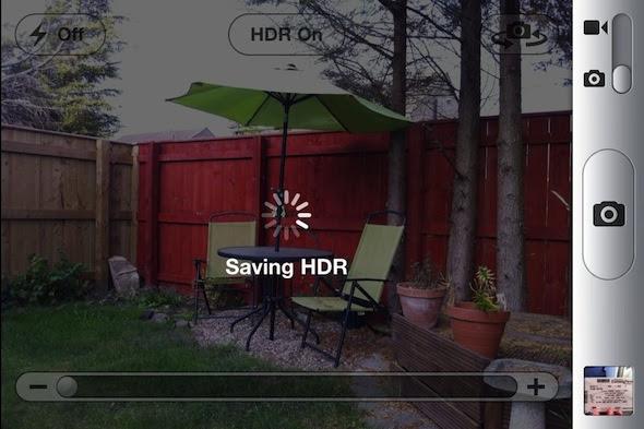 تعرف على تقنية التصوير في الآي فون HDR