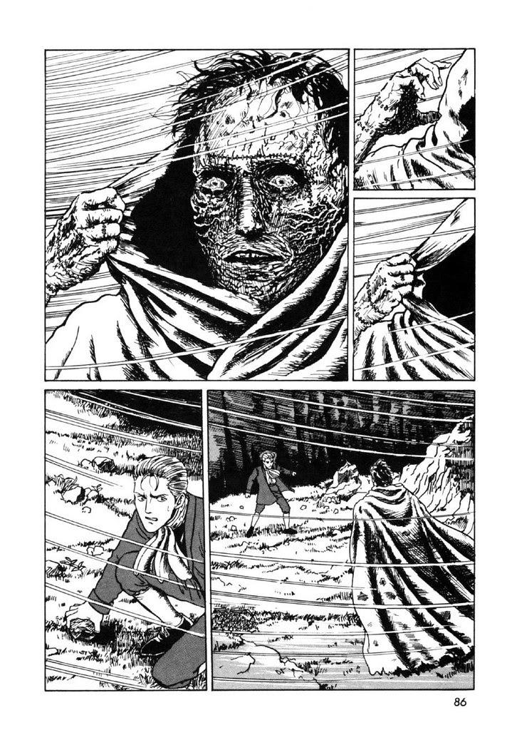 Junji Ito - Frankenstein, Page 086
