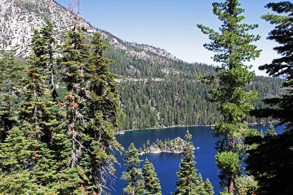 Lake Tahoe, Emerald Bay