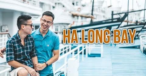 Thăm thú Vịnh Hạ Long | Du Lịch Việt Nam | Travel Blog