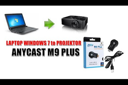 Review Anycast M9 Plus