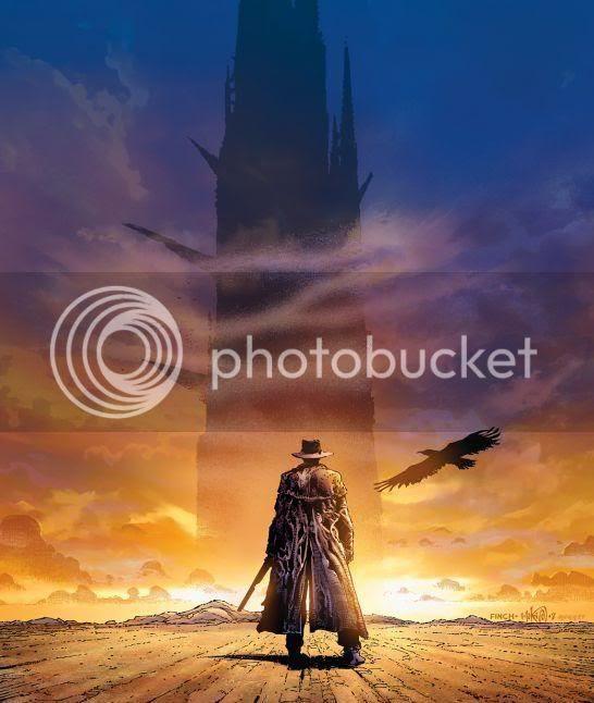Torre Negra: Nasce o Pistoleiro