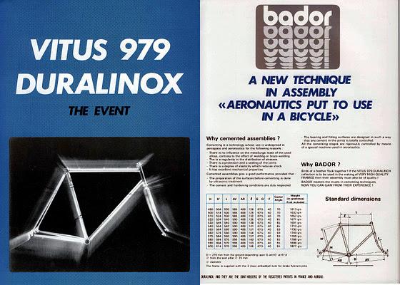 Vitus 1980 brochure