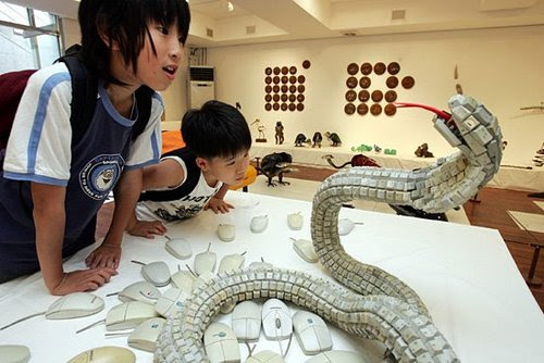 1 mouse snake