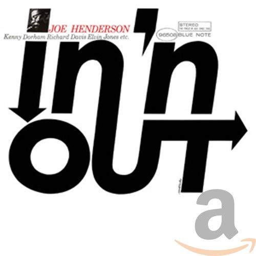 In 'N Out cover