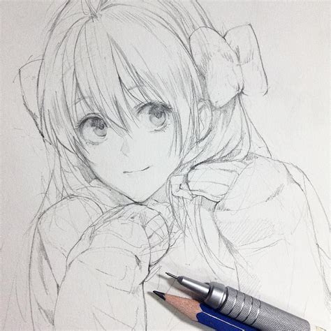 pin  margot  tradicional art pinterest anime