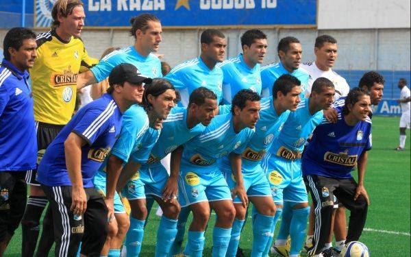 Cristal debuta hoy de visita ante Palmeiras por Libertadores (7:00 p.m.)