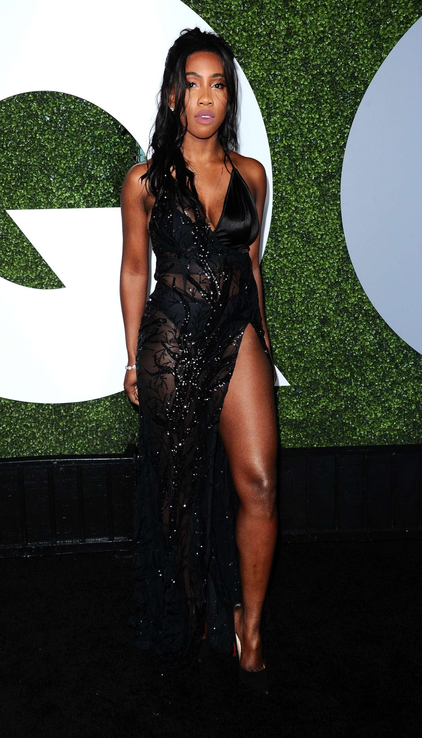 Sevyn Streeter – GQ Men of The Year Awards 2016 in LA