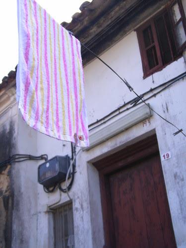 赤徑的毛巾