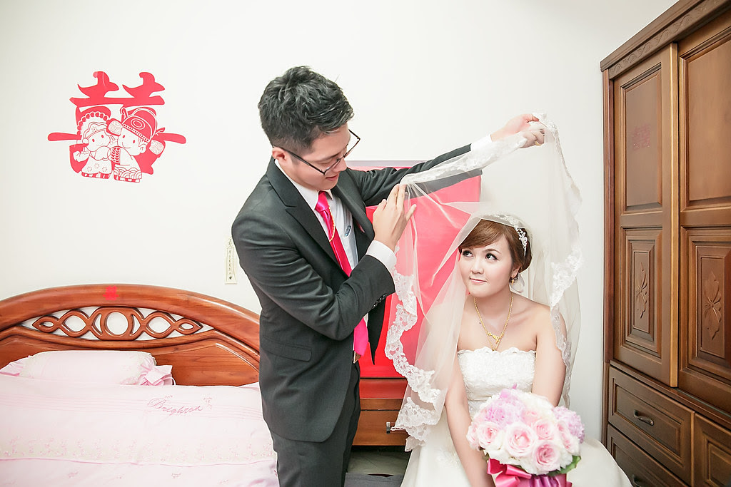 學誠&尹宣 浪漫婚宴 (42)