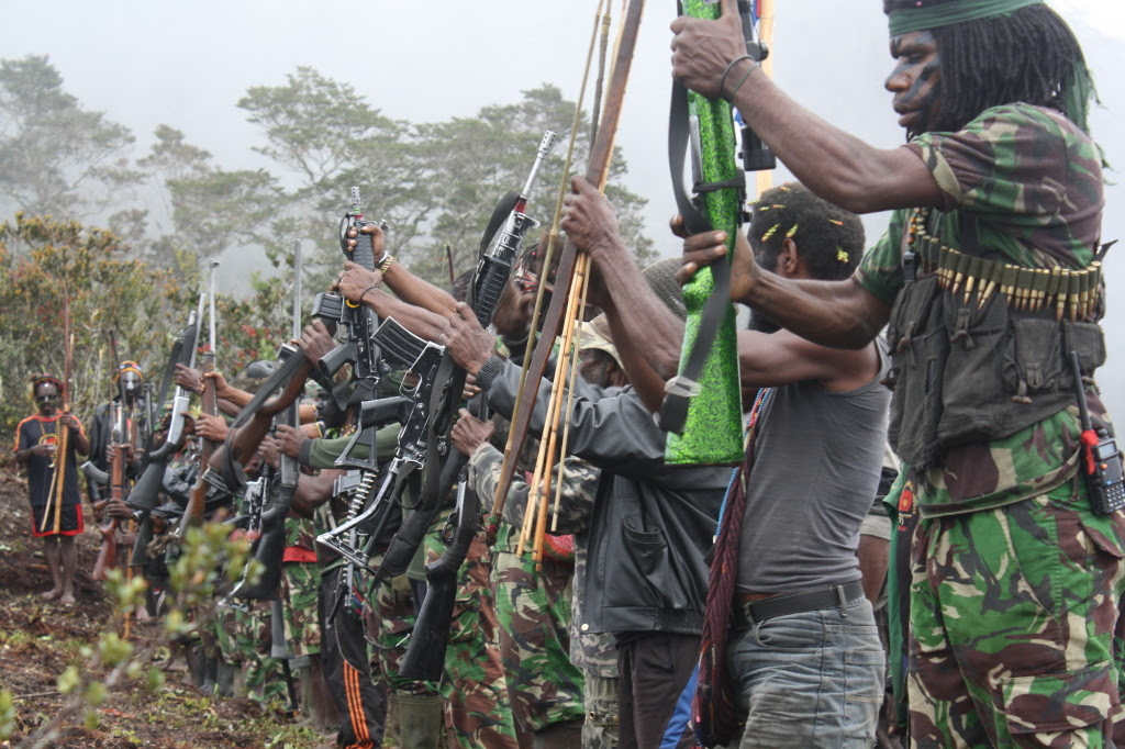 Free  Papua  Movement Claims Accountability Over Shooting