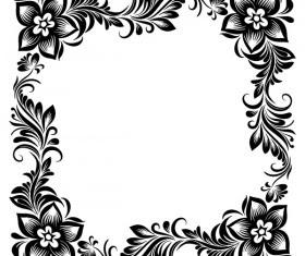 Border Design Black And White Underfontanacountryinncom