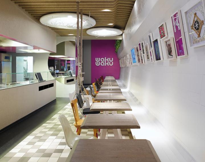 fast food restaurant » Retail Design Blog
