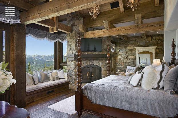 50 Rustic Bedroom Decorating Ideas - Decoholic