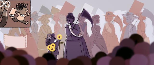 Makna Hari Perempuan Sedunia, bangkitlah dari Keterpurukan