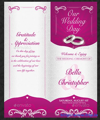 Editable Wedding Invitation Templates Free Download | ctsfashion.com