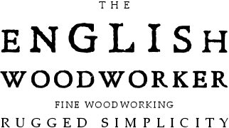 The English Woodworker logo