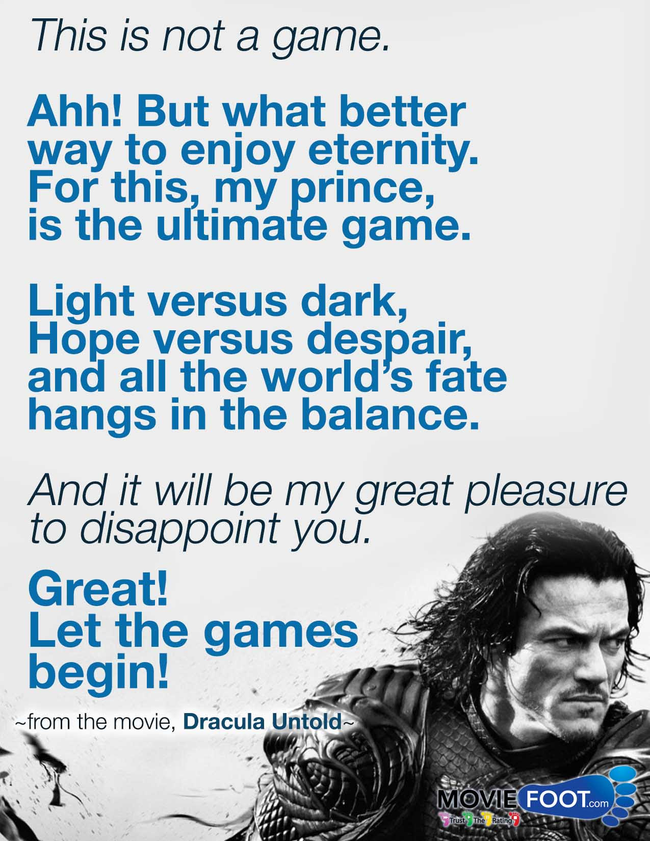 Dracula Untold Movie Review Moviefoot