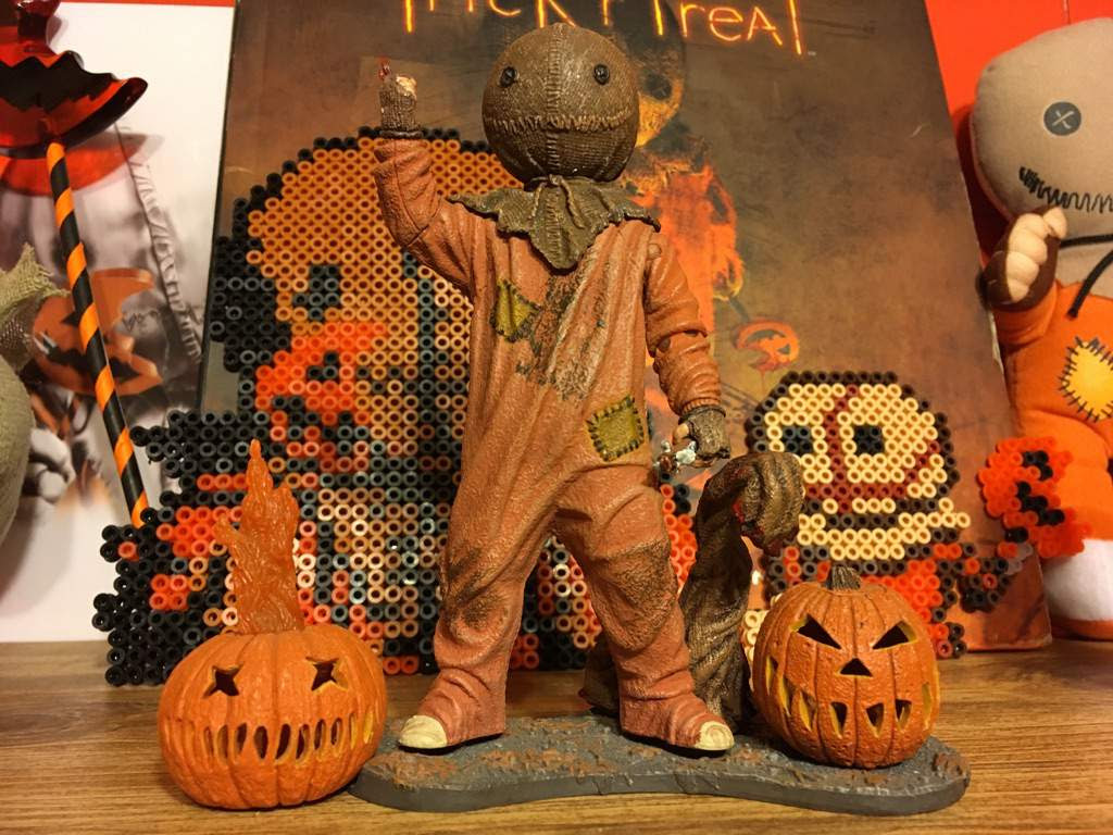 Trick R Treat Thursday Neca Sam Figures Signed By Quinn Lord