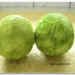 raspas de limão