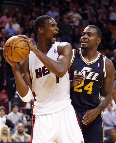 Jazz Heat Basketball