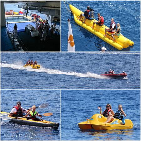 Seabourn, Marina, Banana Boat, Triluke Bay, Croatia
