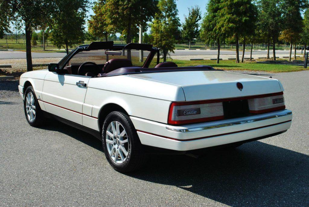 1989 Cadillac Allante Convertible for sale