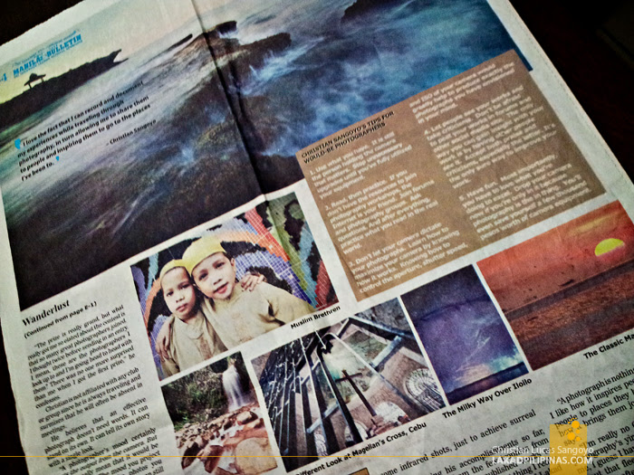 Lakad Pilipinas at Manila Bulletin's Picture Perfect