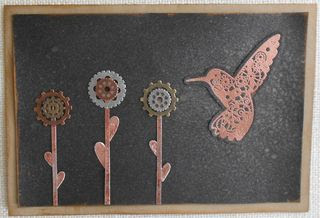 Steampunk Hummingbird Card 2 (800x546)