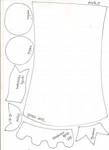 molde painel castelo princesa EVA festa aniversario sala de aula quarto meninas eva 7 (3)