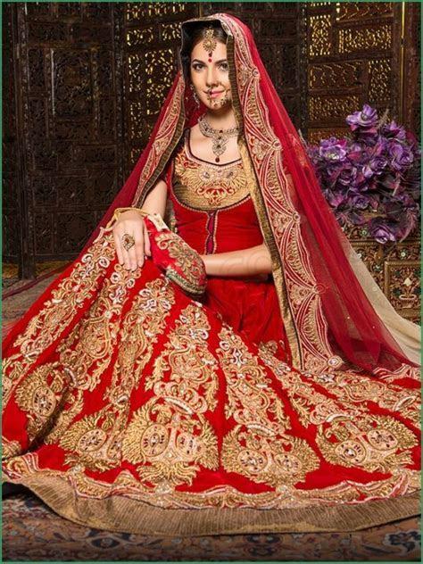 Pakistani Bridal Lehenga Latest Designs 2016