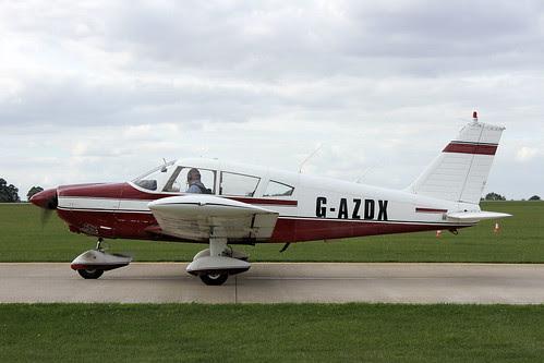 G-AZDX