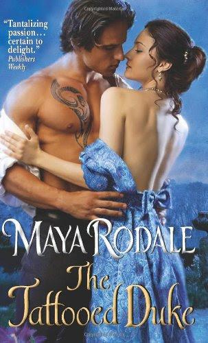The Tattooed Duke by Maya Rodale