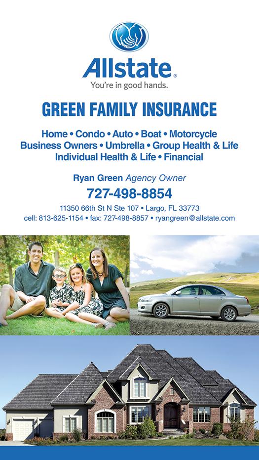 Christians In Business - Allstate - Green Family Insurance ...