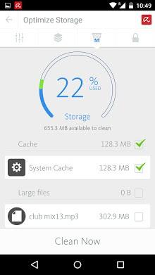 Avira Android Optimizer-2