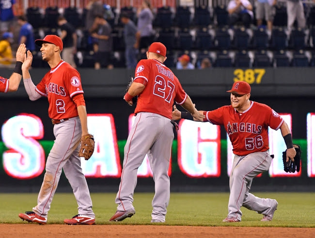 Royals vs. Angels - 7/27/16 MLB Pick, Odds, and Prediction