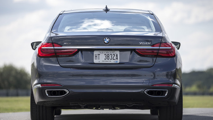 2016 BMW 7 Series First Drive [w/video] - Autoblog