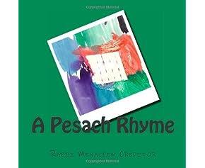 A Pesach Rhyme