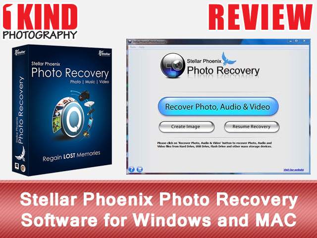 Review: Stellar Phoenix Photo Recovery Software for Windows and MAC