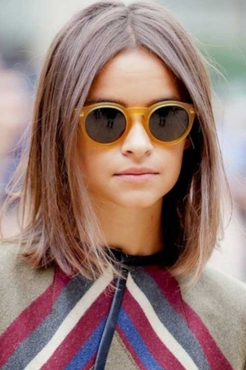 20 New Long Bobs for Fine Hair   Bob Hairstyles 2018 ...