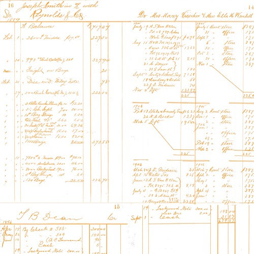 4-tangerine_BRIGHT_antique_ LEDGER_12_and_a_half_inches_SQ_350dpi_melstampz