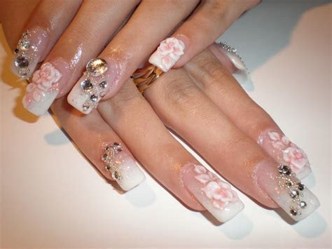 Beautiful Wedding Nail designs   Wedding Nails